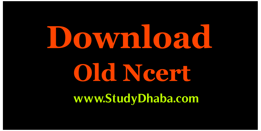 Old ncert geography books pdf Free Download