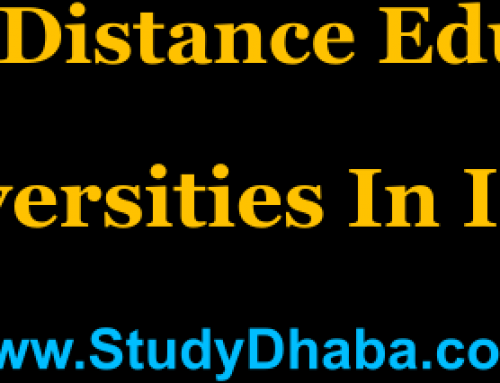 Top 10 Best Distance Education Universities in India