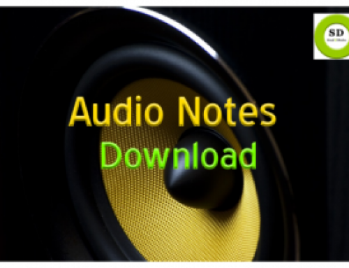 UPSC IAS 2018 History Audio Notes MP3 Download – IAS prelims 2018