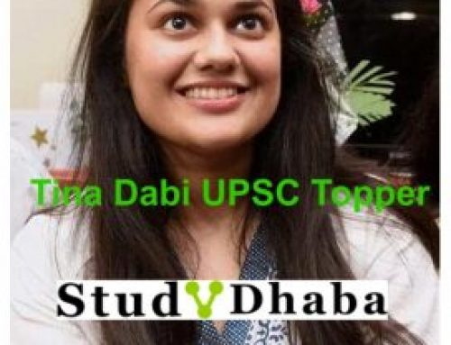 TINA DABI IAS AIR 1 Essay Copy Download – UPSC Mains 2018