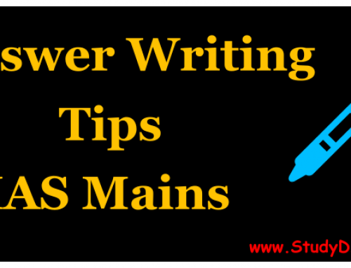 10 Quick Tips For IAS Mains Answer Writing – IAS Mains Exam