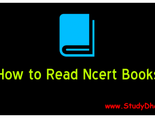 How to Read NCERT Books For IAS Exam -UPSC Prelims 2017