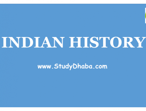 Indian History Major Events List pdf Download – Indian History Events E-book Pdf
