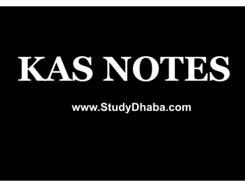 KAS Anthropology notes Pdf Download -Anthropology notes for KAS pdf