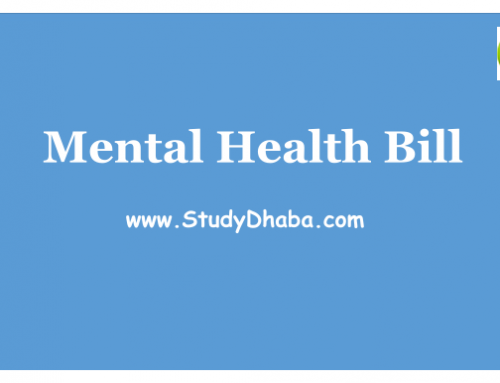 Mental Healthcare Bill Pdf – All you need to know about