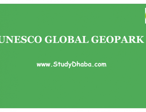 UNESCO GLOBAL GEOPARK Short Note for UPSC Prelims and Mains 2017
