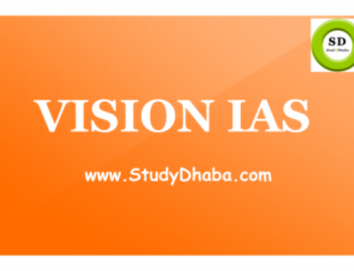 Vision IAS Monthly Current Affairs October 2018 English Pdf Download