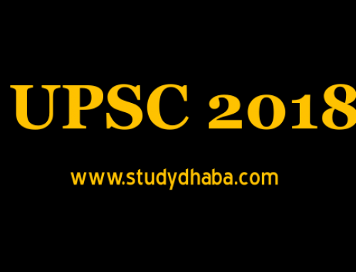 UPSC 2018 Pdf -Mock Tests,E Books,Cut Off,Syllabus,Books List