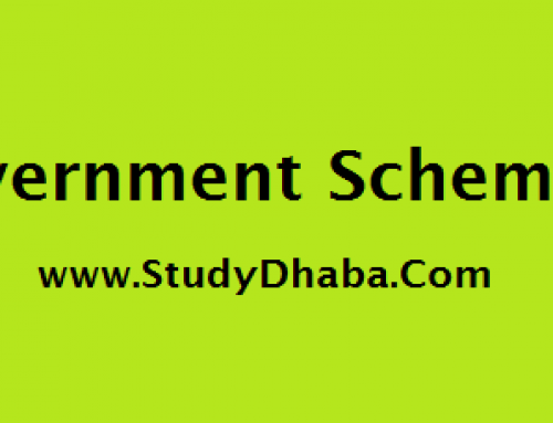 Insight IAS Prelims 2018 Government Schemes Revision Module