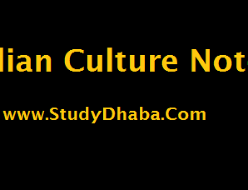 Vision ias culture pdf Study material,Notes,latest Culture notes For IAS