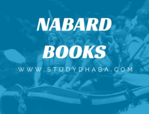 Best Books for NABARD Grade A 2018 Exam Preparation