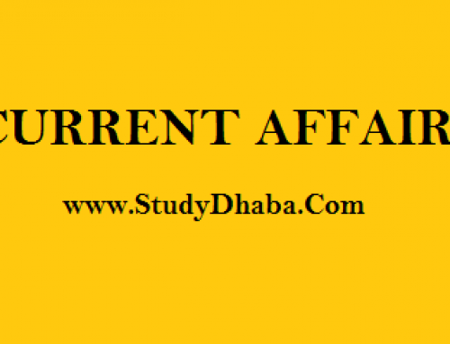 GS Score Weekly Current Affairs February 2019 Part 1 PDF Download
