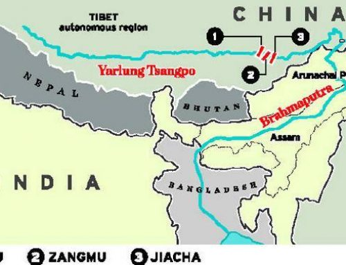 India China Water Relations – background and challenges Ahead For India