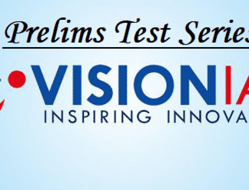 Vision IAS Prelims 2021 Test Series Hindi Pdf With Solution