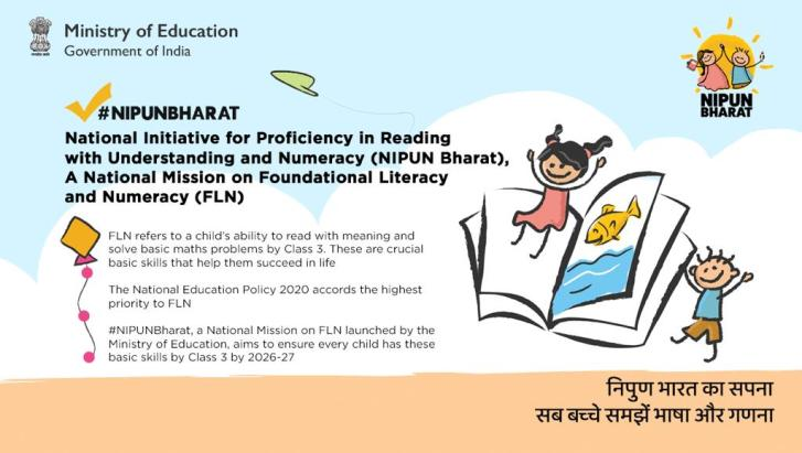 NIPUN Bharat Mission Pdf 2021, Features, Full Form, Objective